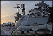 Pictures of San Diego Harbor and USS Midway