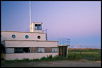 Old yacht club, Baylands Park. Palo Alto,  California, USA ( color)
