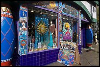 Positively Haight Street store. San Francisco, California, USA ( color)