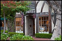 Art galleries. Carmel-by-the-Sea, California, USA