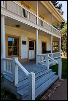 Martinez Adobe, John Muir National Historic Site. Martinez, California, USA ( color)