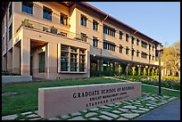 Knight Management Center, Graduate School of Business. Stanford University, California, USA ( color)
