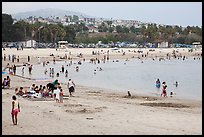 Cabrillo Beach, San Pedro. Los Angeles, California, USA ( color)