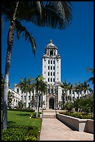 City Hall. Beverly Hills, Los Angeles, California, USA ( color)