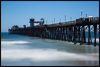 Oceanside Pier. California, USA ( color)