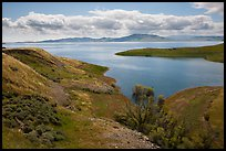 San Luis Reservoir. California, USA ( color)