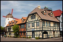 Pictures of Solvang