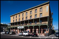 Truckee Hotel, Truckee. California, USA ( color)