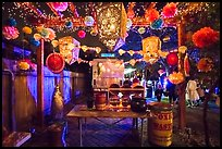 Candy booth, Halloween. Petaluma, California, USA ( color)