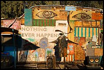 Pictures of Slab City