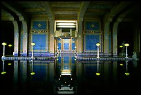 Roman  Pool at Hearst Castle. California, USA