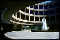 Hirshhorn Museum. Washington DC, USA (color)