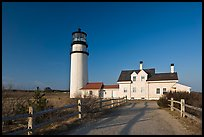 Cape Cod Light, Cape Cod National Seashore. Cape Cod, Massachussets, USA ( color)