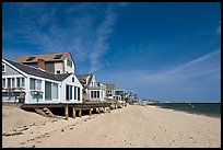 Beach, Provincetown. Cape Cod, Massachussets, USA ( color)