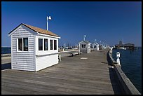 Mac Millan Pier, Provincetown. Cape Cod, Massachussets, USA (color)