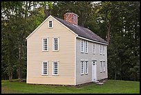 Job Brooks House, Minute Man National Historical Park. Massachussets, USA ( color)