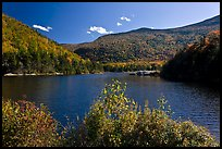 Beaver Pond and Kinsman Notch, White Mountain National Forest. New Hampshire, USA