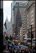 Fifth Avenue. NYC, New York, USA ( color)