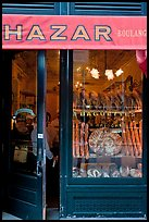 Balthazar french bakery. NYC, New York, USA (color)