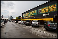 Wall Drug Store, Wall. South Dakota, USA ( color)