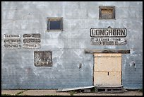 Longhorn store, Scenic. South Dakota, USA ( color)