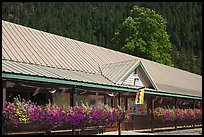 General Store, Newhalem. Washington (color)