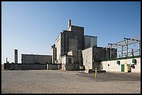 Nuclear reactor B, Hanford Unit, Manhattan Project National Historical Park. Washington ( color)