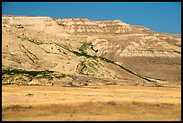 Bluffs, Ringold Unit, Hanford Reach National Monument. Washington ( color)