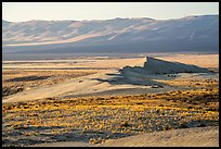 Sand dunes from a distance, Hanford Reach National Monument. Washington ( color)