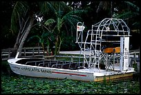 Airboat. Florida, USA (color)