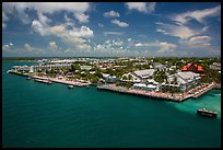 Waterfront. Key West, Florida, USA ( color)