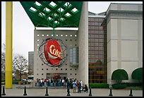 World of Coca-Cola (R). Atlanta, Georgia, USA (color)