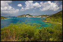 Crown Bay. Saint Thomas, US Virgin Islands ( color)