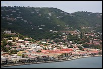 Fort Christian, Charlotte Amalie. Saint Thomas, US Virgin Islands ( color)