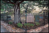 Historic pioneer cemetery. Chiricahua National Monument, Arizona, USA ( color)