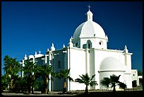 Immaculate Conception Catholic Church, Ajo. Arizona, USA ( color)