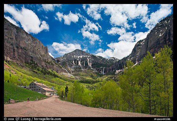 Telluride Colorado USA Color