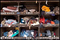 Community box. Telluride, Colorado, USA ( color)