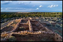Lowry Pueblo. Canyon of the Ancients National Monument, Colorado, USA ( color)