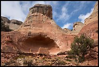 Saddlehorn Hamlet. Canyon of the Ancients National Monument, Colorado, USA ( color)