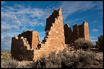 Hovenweep Castle. Hovenweep National Monument, Colorado, USA ( color)