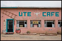 Ute Cafe. New Mexico, USA ( color)