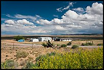 Crowpoint. New Mexico, USA ( color)