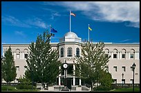 Nevada State Legistlature building. Carson City, Nevada, USA ( color)