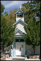 Church. Genoa, Nevada, USA ( color)