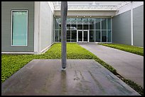 Menil Collection, Museum District. Houston, Texas, USA ( color)