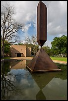 Rothko Chapel. Houston, Texas, USA ( color)