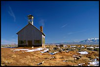 Church near Moab. Utah, USA ( color)