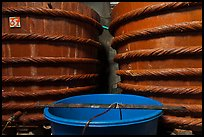 Manufacturing of fish sauce, Duong Dong. Phu Quoc Island, Vietnam ( color)