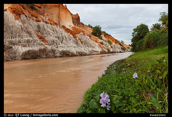 Suoi Tien (Fairy Stream). Mui Ne, Vietnam (color)